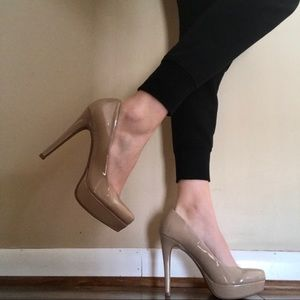 Nude High Heels ♡ MAKE OFFERS